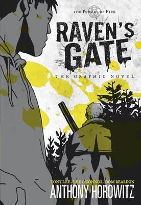 Power of Five: Raven's Gate - The Graphic Novel (BOK)