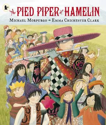 Pied Piper of Hamelin (BOK)