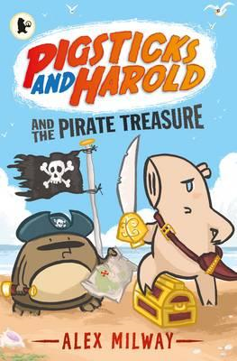 Pigsticks and Harold and the Pirate Treasure (BOK)