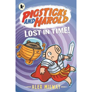 Pigsticks and Harold Lost in Time! (BOK)