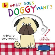 What Does Doggy Want? (BOK)