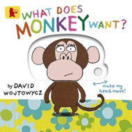 What Does Monkey Want? (BOK)