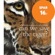 Produktbilde for Can We Save the Tiger? (BOK)