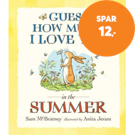 Produktbilde for Guess How Much I Love You in the Summer (BOK)