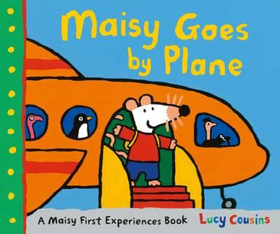 Maisy Goes by Plane (BOK)
