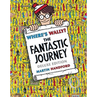 Where's Wally? The Fantastic Journey (BOK)