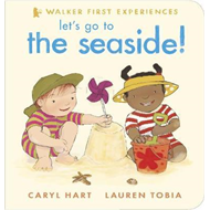 Produktbilde for Let's Go to the Seaside! (BOK)