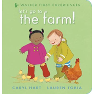 Produktbilde for Let's Go to the Farm! (BOK)