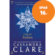 Produktbilde for Mortal Instruments 2: City of Ashes (BOK)
