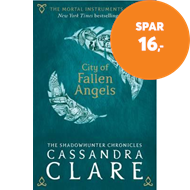 Produktbilde for The Mortal Instruments 4: City of Fallen Angels (BOK)