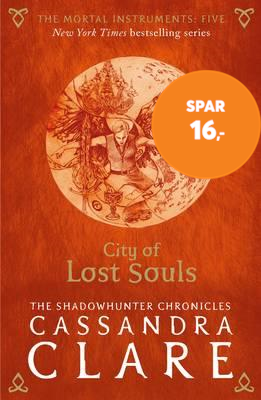 The Mortal Instruments 5: City of Lost Souls (BOK)