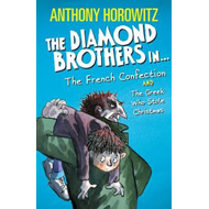 Diamond Brothers in the French Confection & the Greek Who St (BOK)