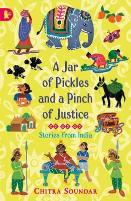 A Jar of Pickles and a Pinch of Justice (BOK)