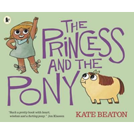 Produktbilde for Princess and the Pony (BOK)