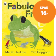 Produktbilde for Fabulous Frogs (BOK)