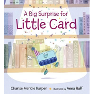 Big Surprise for Little Card (BOK)
