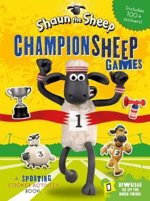 Shaun the Sheep Championsheep Games (BOK)