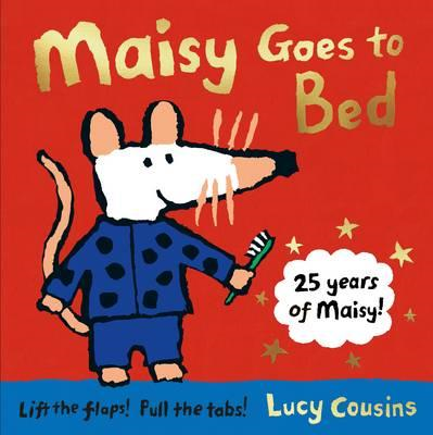 Maisy Goes to Bed (BOK)
