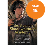 Produktbilde for Tales from the Shadowhunter Academy (BOK)