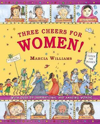 Three Cheers for Women! (BOK)