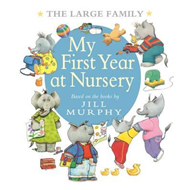 Large Family: My First Year at Nursery (BOK)