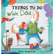 Things to Do with Dad (BOK)