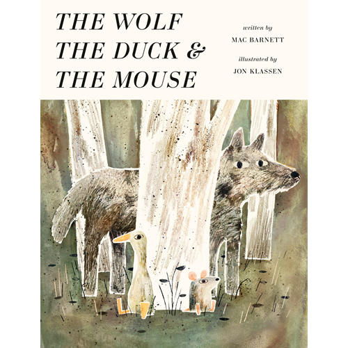 Wolf, the Duck and the Mouse (BOK)
