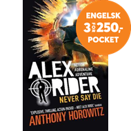 Produktbilde for Never Say Die (BOK)