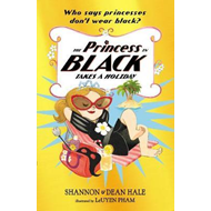 Produktbilde for Princess in Black Takes a Holiday (BOK)