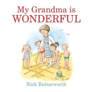 My Grandma Is Wonderful (BOK)