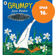 Produktbilde for Grumpy Duck (BOK)