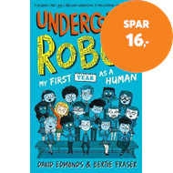 Produktbilde for Undercover Robot: My First Year as a Human (BOK)