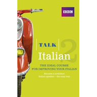 Talk Italian 2 (Book/CD Pack) (BOK)