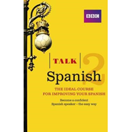 Talk Spanish 2 (Book/CD Pack) (BOK)