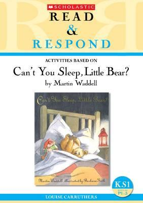 Activities Based on Can't You Sleep, Little Bear? by Martin (BOK)