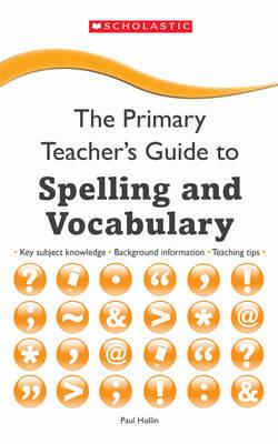 Spelling and Vocabulary (BOK)