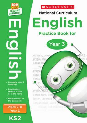 National Curriculum English Practice Book for Year 3 (BOK)