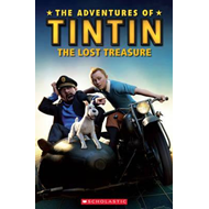 Adventures of Tintin: The Lost Treasure (BOK)
