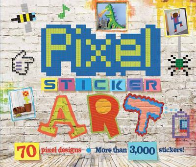 Pixel Sticker Art (BOK)