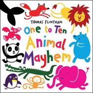 One to Ten... Animal Mayhem (BOK)