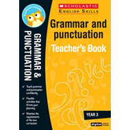 Grammar and Punctuation Year 3 (BOK)