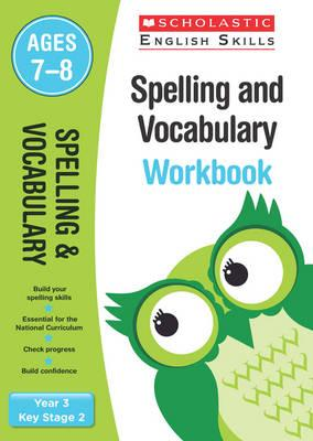 Spelling and Vocabulary Workbook (Year 3) (BOK)