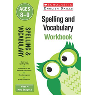 Spelling and Vocabulary Workbook (Year 4) (BOK)