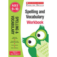 Spelling and Vocabulary Workbook (Year 5) (BOK)