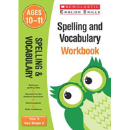 Spelling and Vocabulary Workbook (Year 6) (BOK)