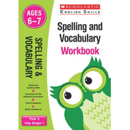 Spelling and Vocabulary Workbook (Year 2) (BOK)