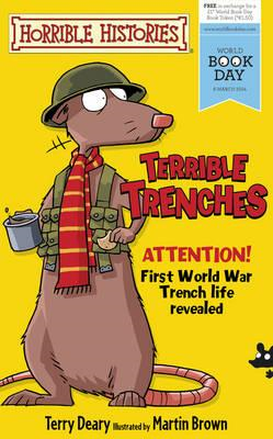 Terrible Trenches - World Book Day Pack (BOK)