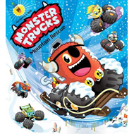 Monster Trucks: Mountain Rescue (BOK)
