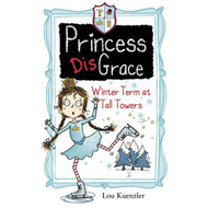 Princess Disgrace: Winterterm at Tall Towers (BOK)