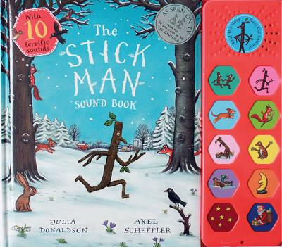 Stick Man Sound Book (BOK)